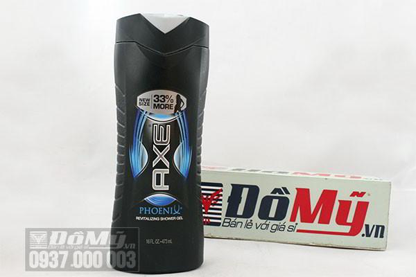 Sữa tắm nam Axe Phoenix của Mỹ 473 ml