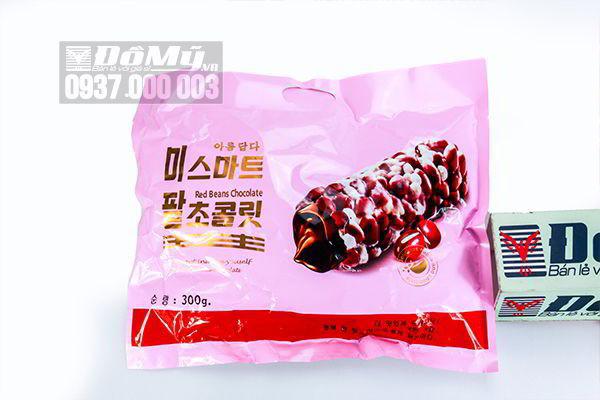 Kẹo Socola đậu đỏ 300g của Hàn Quốc