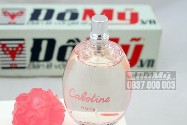 Nước hoa nữ Cabotine Rose 100ml của Pháp