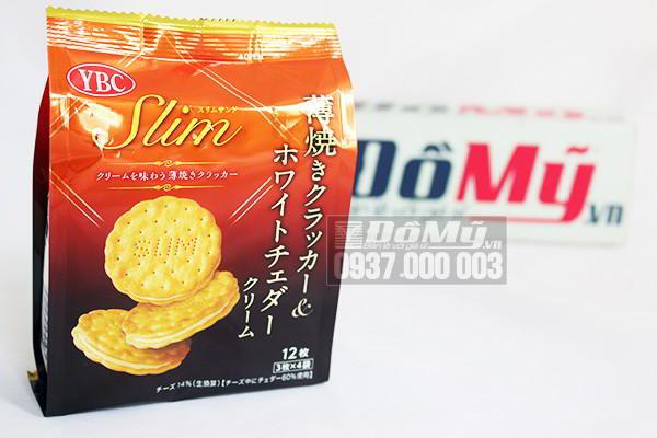 Bánh Quy Slim YBC 12 cái của Nhật Bản
