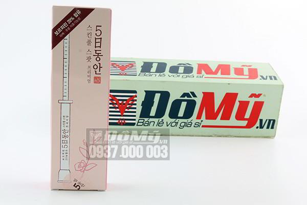Huyết thanh trẻ hóa da Skin Full Spot Premium 1,5ml của Hàn Quốc