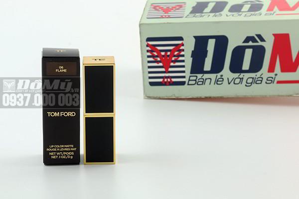 Son môi Tom Ford Màu 06 Flame của Mỹ