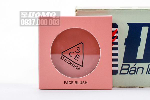 Phấn má hồng 3CE Face Blush Stylenanda của Hàn Quốc