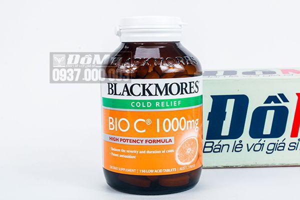 Viên uống bổ sung Vitamin C Blackmore Bio C 1000mg