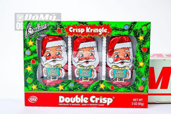 Kẹo Chocolate Crisp Kringle của Mỹ