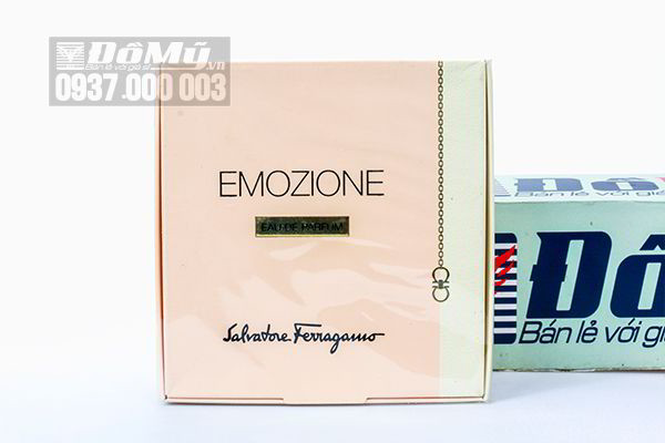 Nước hoa nữ Salvatore Ferragamo Emozione EDP 5ml của Ý