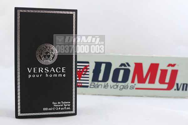 Nước hoa nam Versace Pour Homme 100 ml