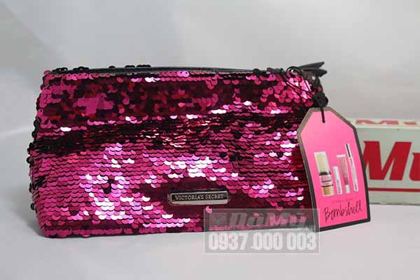 Bộ quà tặng Bombshell với túi xách Victoria's Secret