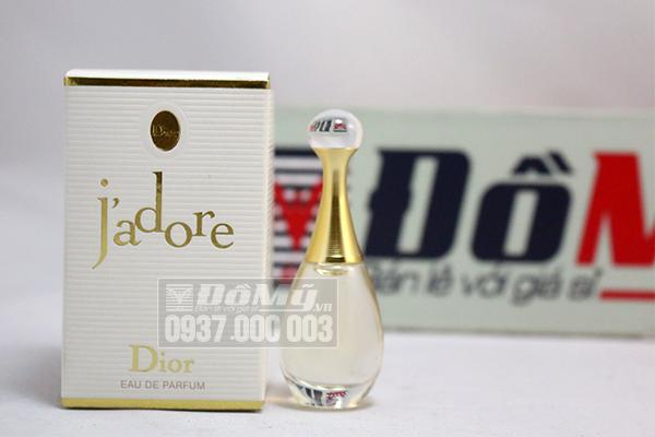 Nước hoa nữ Dior J'adore Eau De Parfum 5ml