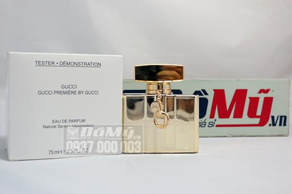 Nước hoa GUCCI PREMIERE 75ml - Tester