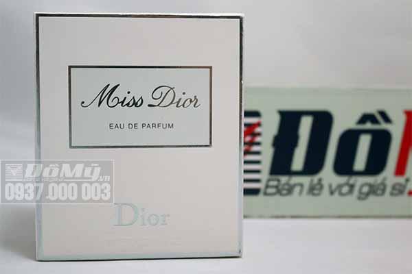 Nước Hoa Miss Dior eau de parfum 100ml