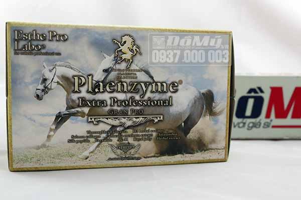 Nước uống nhau thai ngựa của Nhật Plaenzyme Extra Professional loại 50ml