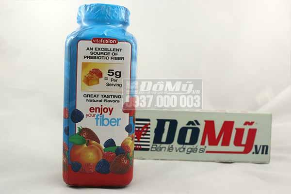 Fiber Well Gummies 220 viên - Bổ sung chất xơ