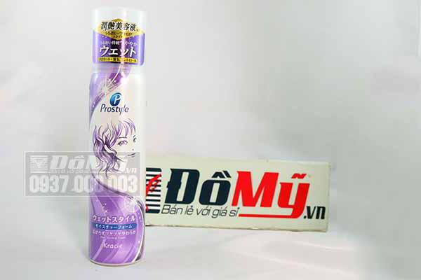 Sữa dưỡng tóc dành cho tóc uốn của Nhật Bản Kracie Prostyle loại 150g