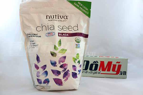 Hạt Chia Seed Nutiva Organic