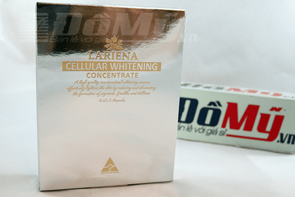 Tế bào gốc nhau thai cừu Laviena Cellular Whitening làm trắng da