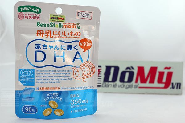 Vitamin bổ sung DHA cho bà bầu Beanstalkmom