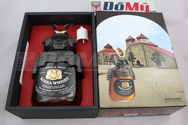 Rượu Whisky Nikka Samurai Nhật Bản