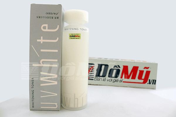 Sữa dưỡng ẩm  Whitening Toner UV White