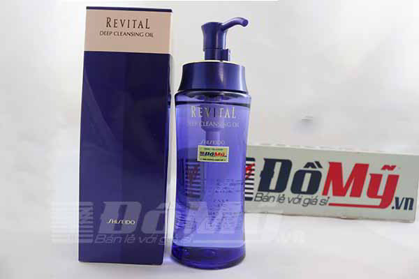 Dầu tẩy trang Revital Deep Cleansing Oil
