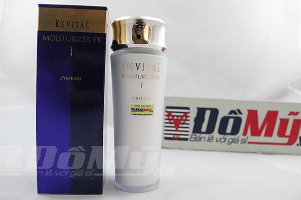 Sữa dưỡng ẩm Shiseido Revital Moisturizer EX I