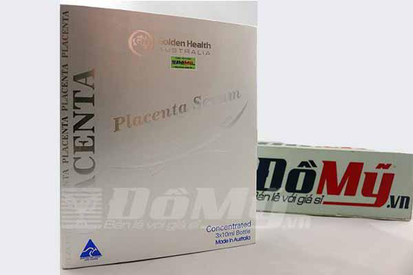 Tinh Chất Nhau Thai Cừu dưỡng da và trị nám Placenta Serum của Úc