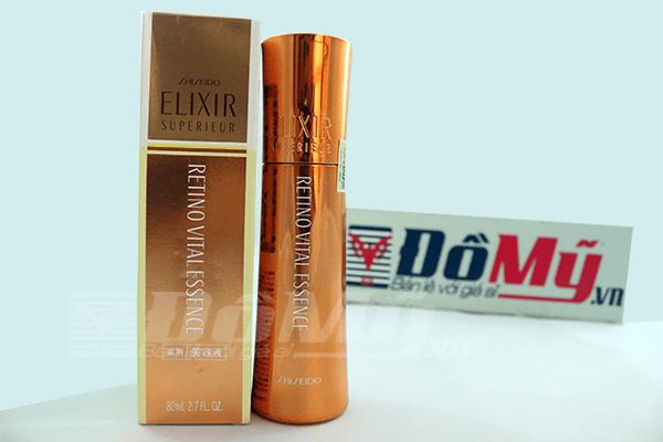 Shiseido Elixir Superieur Retino Vital Essence - Serum dưỡng da chống lão hóa
