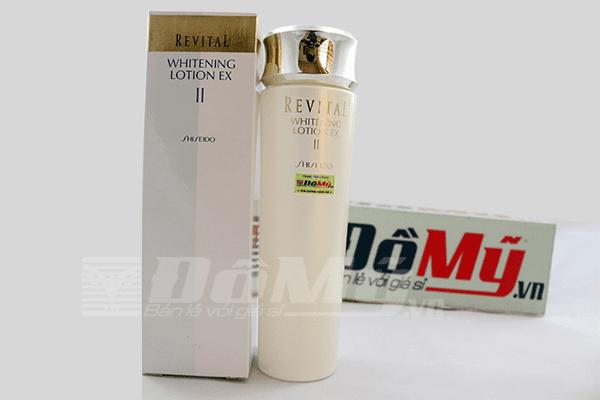 Sữa dưỡng trắng Revital Whitening Lotion EX II