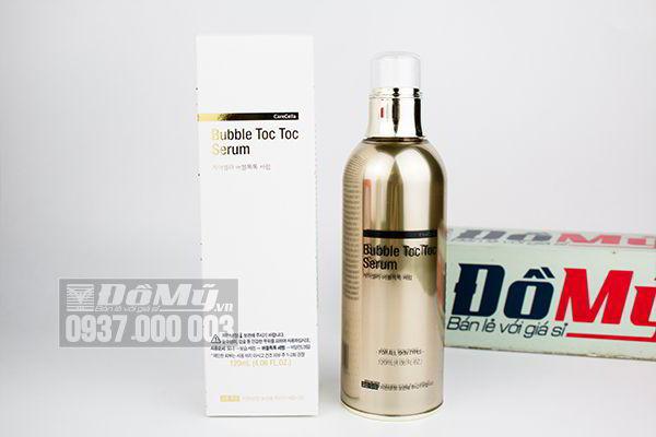 Serum dưỡng da chống lão hóa Bubble Toc Toc 120ml của Hàn Quốc