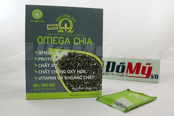 Hạt Chia Mỹ Omega Chia hộp lớn