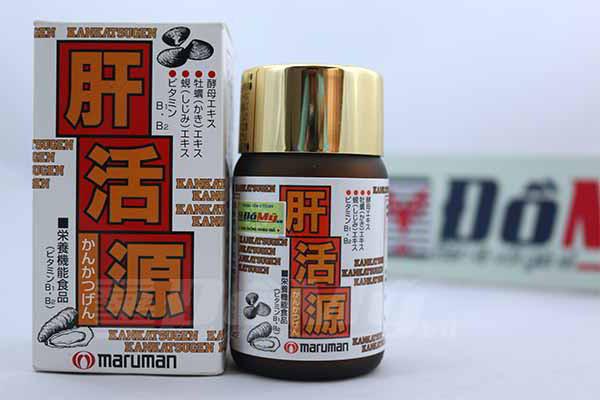 Viên uống tăng cường chức năng sinh lý nam giới Kankatsugen Nhật Bản