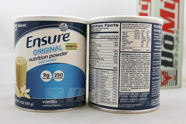 Sữa bột Ensure ® Powder 397g (14oz) - Abbott Hoa Kỳ