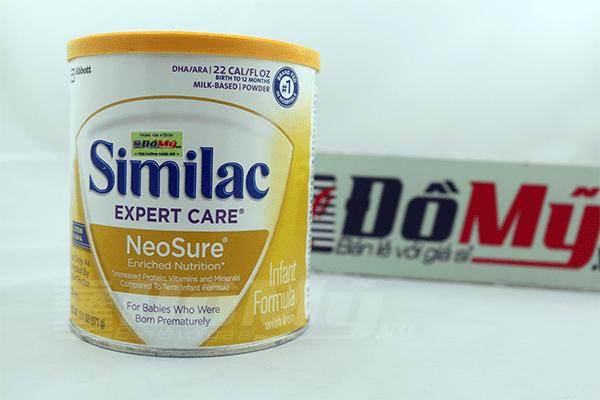 Sữa Similac NeoSure 392g - Nhập từ Mỹ