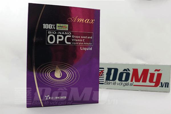 Tinh Chất Hạt Nho Và Vitamin C Bio-nano OPC