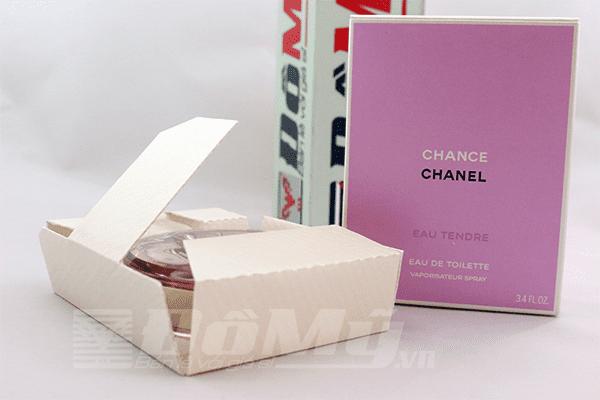 Nước Hoa Chanel Chance Eau Tendre