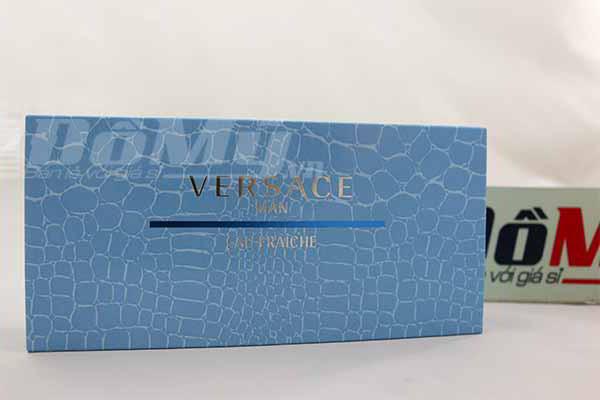 Bộ Nước hoa Versace Man Eau Fraiche