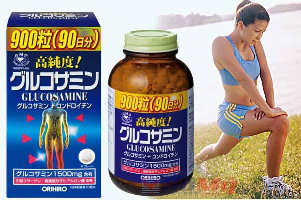 Những loại viên uống bổ xương khớp Nhật Bản tốt nhất hiện nay