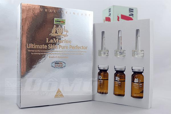 Tinh Chất Lamarine Ultimate Skin Pure Perfector của Úc 10ml x 3 lọ