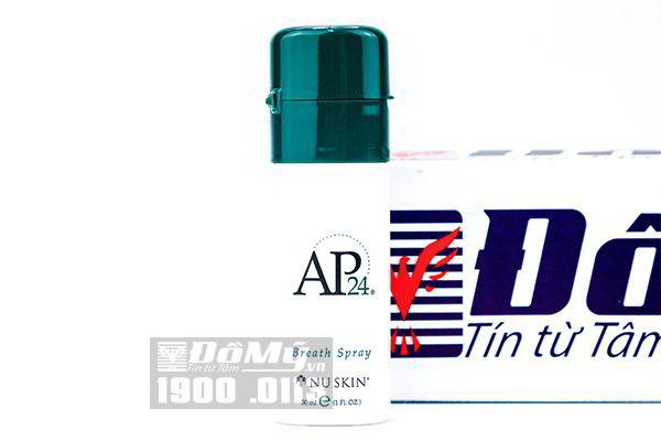 Nước xịt thơm miệng AP24 Breath Spray 30ml