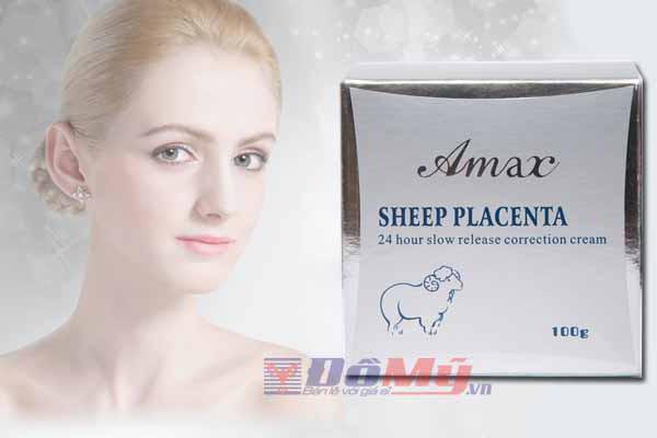 Kem dưỡng da nhau thai cừu Amax Sheep Placenta Australia