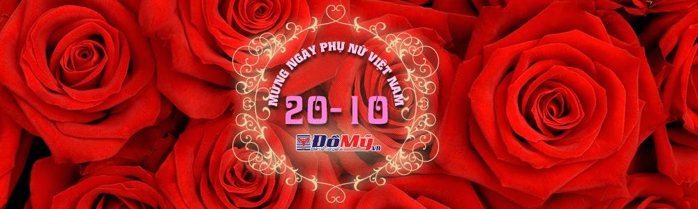 Mừng ngày Phụ Nữ Việt Nam