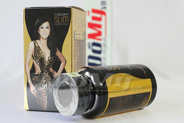 Giảm cân Collagen Slim - Mỹ
