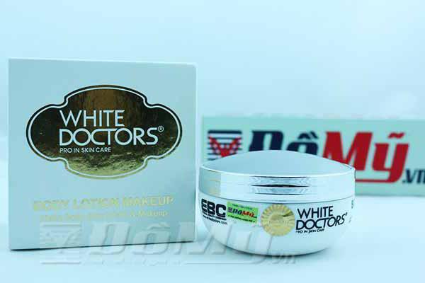 Kem dưỡng thể trang điểm White Doctors