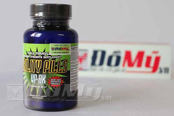 Virilty Pills VP-Rx 60 viên của Mỹ - Tăng sinh lý nam giới