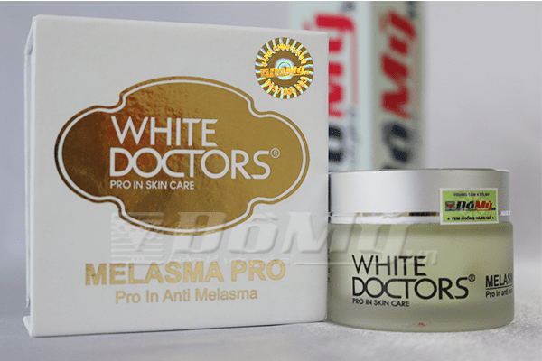 Kem trị nám thể nặng White Doctors Melasma Pro
