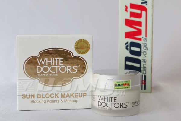 Kem trang điểm siêu chống nắng White Doctors Sun Block Makeup