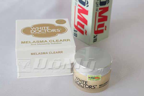 Kem trị nám thể nhẹ White Doctors Melasma Clearr