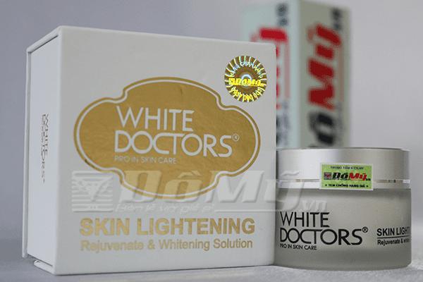 Kem làm trắng da White Doctors Skin Lightening