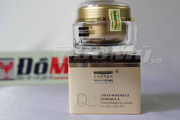 Kem chống thâm và nhăn da vùng mắt Costar Co Q10 Anti Eye của Úc