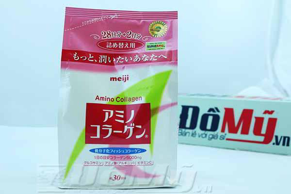 Sữa bổ sung Collagen Meiji Amino Collagen 214g của Nhật
